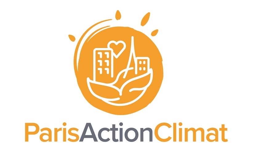 Paris Action Climat – Logo version française